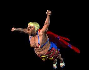 Super Trump 3D model