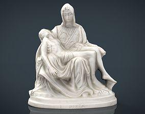 La Pieta di Michelangelo 3D model