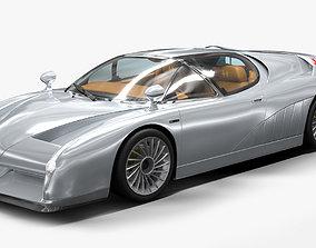 Alfa Romeo Scighera 3D model