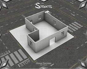 3D asset Urban Streets Texture Pack
