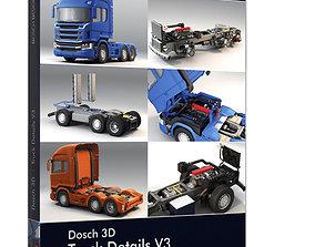 Dosch 3D - Truck Details V3