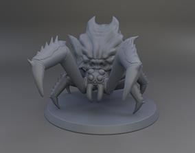 spider crab 3D printable model