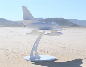3D printable model Douglas A-4 Skyhawk Argentina