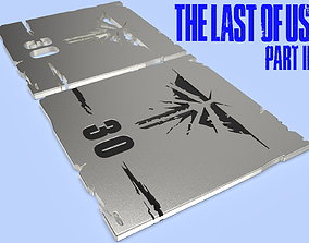 The Last of Us Part II Look for the 3D printable model 2