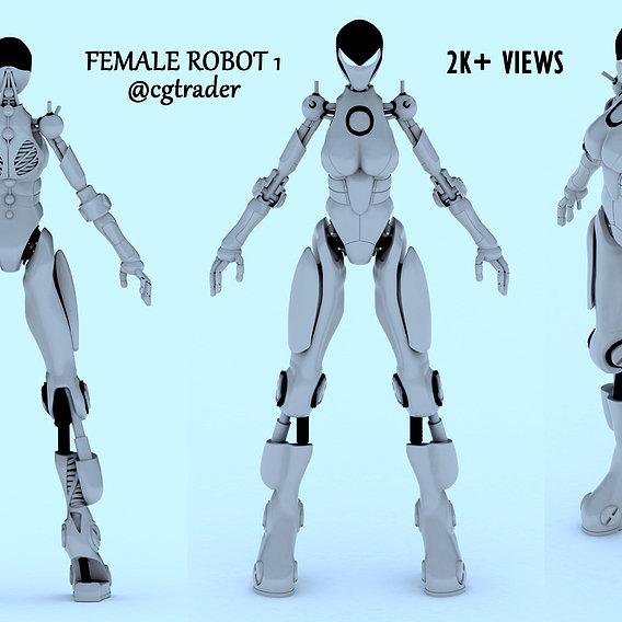 Female Robot 1