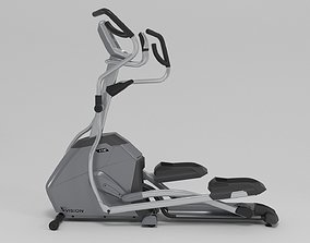 3D model Vision Fitness XF40 Elliptical Machine