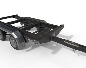 Car Trailer 3D
