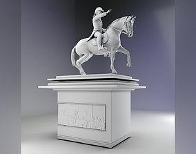 general san martin army 3D printable model