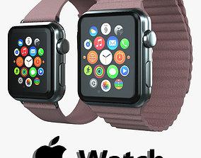 3D model Apple Watch Magnetic Closure