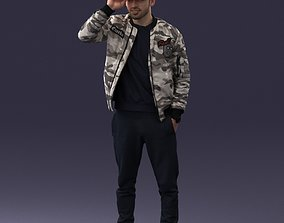 HipHop man 0420 3D model