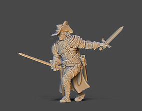 Comte de rochefort - 35 mm scale 3D printable model