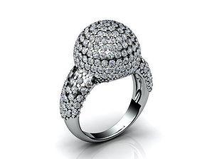 Union ring 3D print model