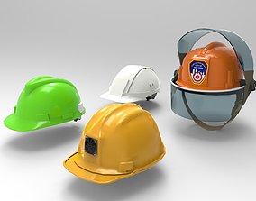 3D model Safety Helmet other