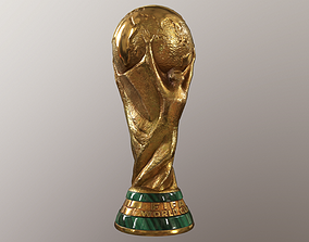 3D asset FIFA World Cup