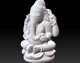 3D print model ganesa statue