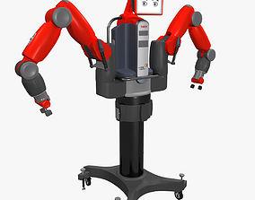 Industrial Baxter Robot 3D