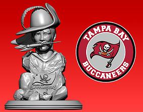 3D printable model Logo Tampa Bay Buccaneers Football -