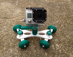 3D printable model Yodix For Gopro