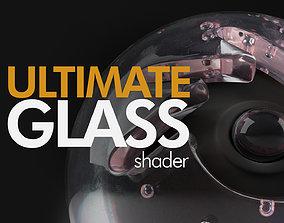 Ultimate Procedural PBR - Realistic Glass 3D asset