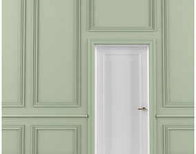 Selection moldings 1 3D asset