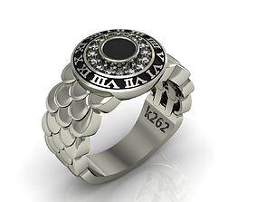 3D print model Rolex ring 2