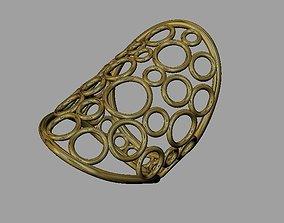 3D printable model Bubble ring