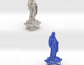 3D print model Christ statue