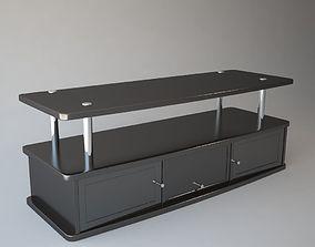 Table 3D print model living