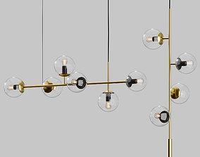 Orb Pendant Set by Bolia 3D
