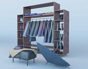 3D model Coat Stand