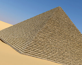 Egyptian Pyramid 3D model