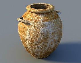 Ancient crock 3D