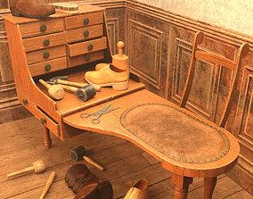 Cobblers Workshop 3D