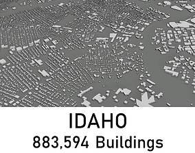 Idaho - 883594 3D Buildings realtime