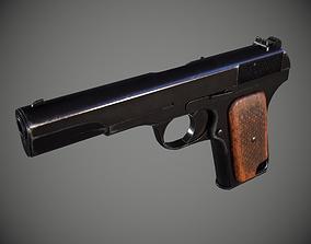 3D asset TT Pistol