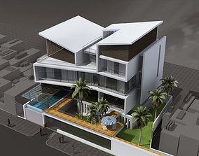 3D model ACP House