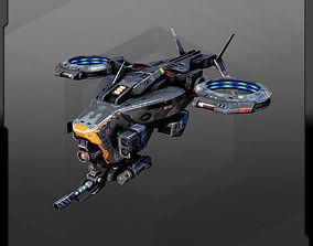 SF Drone D30 3D model