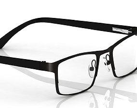 3D printable model accessory Eyeglasses for Men and Women