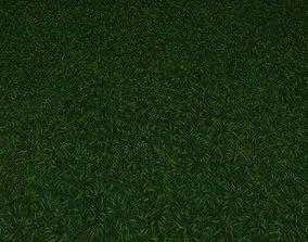 3D ground grass tile 42