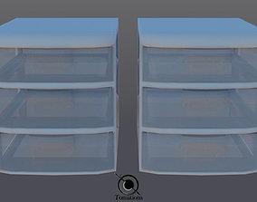 Organizer 3D model