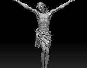 religon Christ 3D printable model