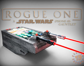3D printable model Star Wars - Rogue One iPhone 6S LH