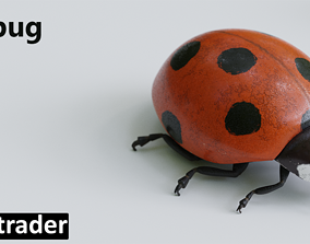 goodluck Ladybug 3D model