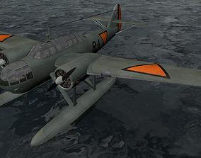 3D Fokker T-8