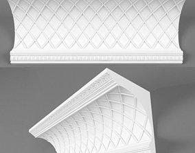 Ceiling fillet 3D