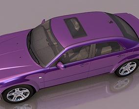 3D asset Chrysler 300