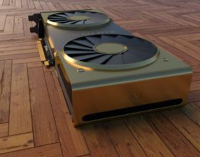 TITAN RTX 3D model