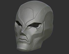 3D print model Red Hood Helmet OnMyWay mask