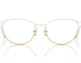 Eyeglasses for Men and Women female 3D printable model