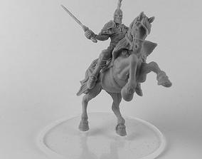 Champion Rider - 3D print model 35mm scale